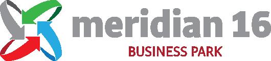 Meridian 16 logo