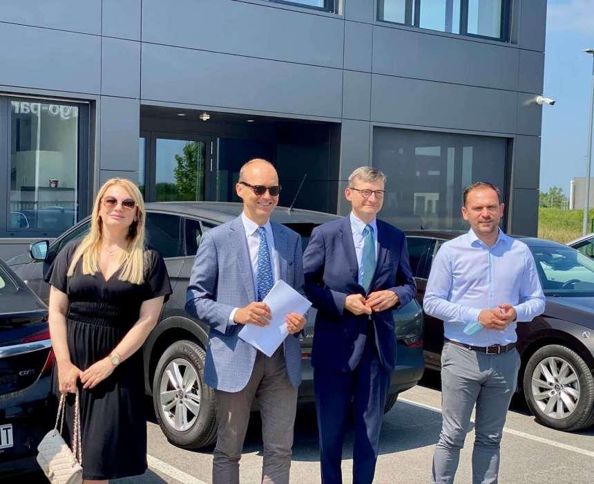 Gradonačelnik Velike Gorice obećao je javni prijevoz u poslovnoj zoni Meridian 16